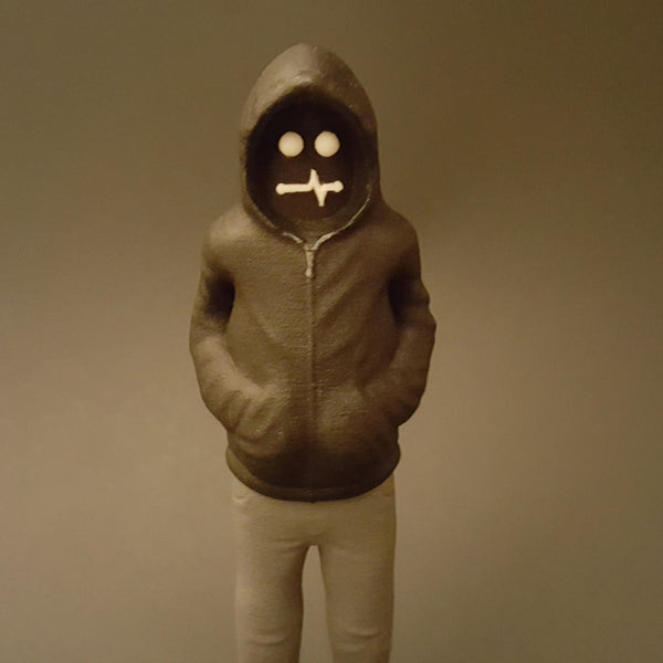 Future Vandal Resin Figure by CADatonic - Tenacious Toys® - 2