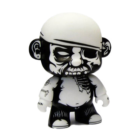 Jon-Paul Kaiser 5-inch First Mate Mini Qee Mon vinyl figure by Toy2R Toy2R Vinyl Art Toy Tenacious Toys®