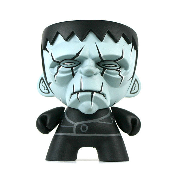 Hugh Rose The Damned Frankenstein Custom Dunny - Tenacious Toys® - 1