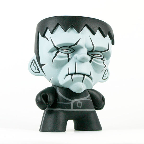 Hugh Rose The Damned Frankenstein Custom Dunny - Tenacious Toys® - 2