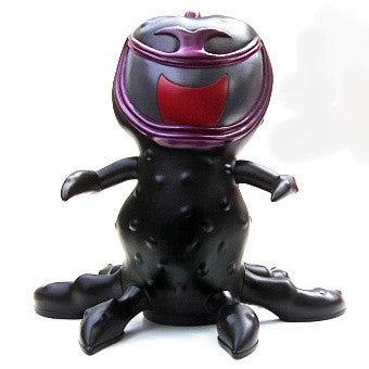 Go Hero Tentikill the Sea Monster Hyper Blackhole edition vendor-unknown Vinyl Art Toy Tenacious Toys®