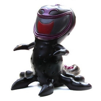 Go Hero Tentikill the Sea Monster Hyper Blackhole edition - Tenacious Toys® - 2