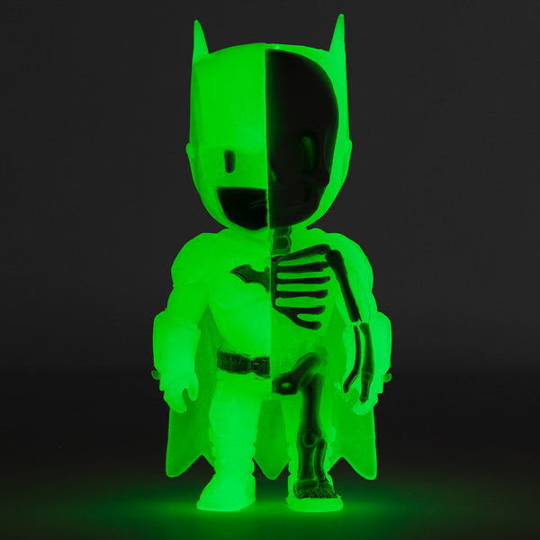XXRAY GID Batman Kidrobot Exclusive 4-inch figure by Mighty Jaxx - Tenacious Toys® - 1