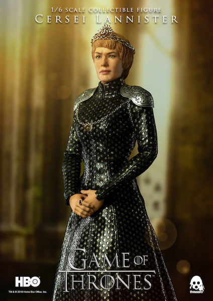 Game of Thrones Cersei Lannister 1/6th Scale Collectible Action Figure by Three Zero 3A 3A Tenacious Toys®