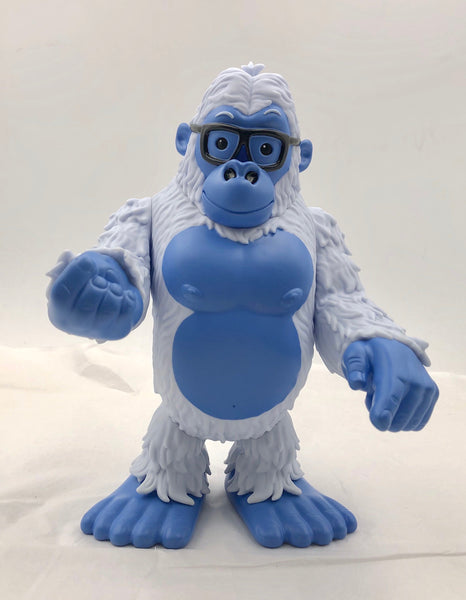 James Groman Gorilla Yeti Edition 8-inch vinyl figure by GoGorilla (NYCC Exclusive)