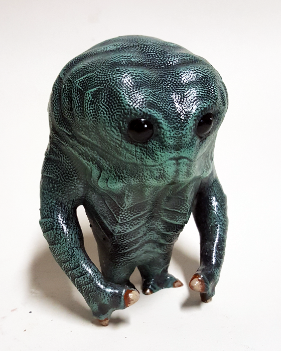 Fey Folk The Grundylow 4.5-inch resin figure by Weston Brownlee Weston Brownlee Resin Tenacious Toys®