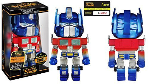 Funko Hikari Transformers Optimus Prime Metallic 9-inch vinyl figure #4643