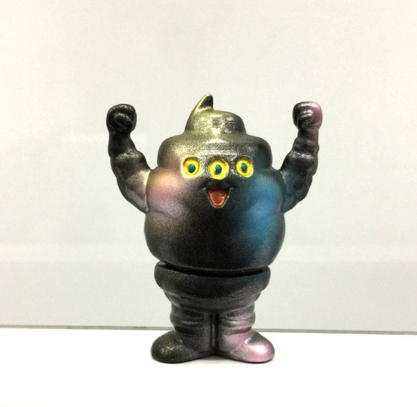 NYCC Exclusive Painted Micro Sofubi by Rampage Toys - Tenacious Toys® - 5