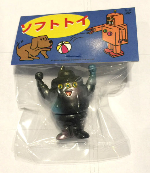 NYCC Exclusive Painted Micro Sofubi by Rampage Toys - Tenacious Toys® - 6