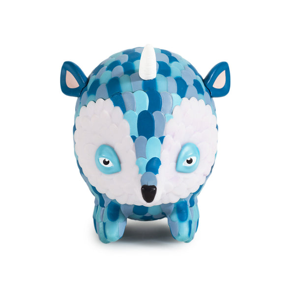 Kidrobot Horrible Adorables Pufferhedge 4in vinyl figure - Tenacious Toys® - 2