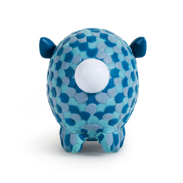 Kidrobot Horrible Adorables Pufferhedge 4in vinyl figure - Tenacious Toys® - 3