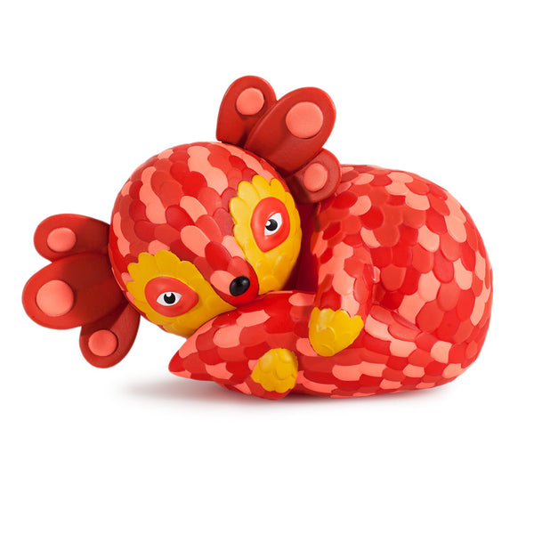 Kidrobot Horrible Adorables Foxolot 4in vinyl figure - Tenacious Toys® - 1