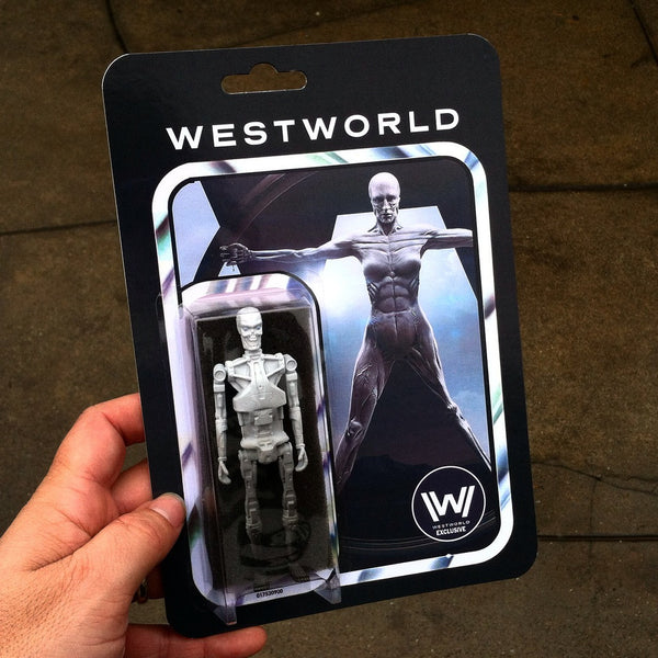 Westworld Android Custom Action Figure by Evilos
