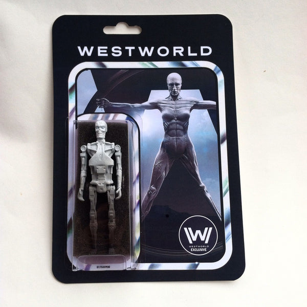 Westworld Android Custom Action Figure by Evilos Evilos Tenacious Toys®