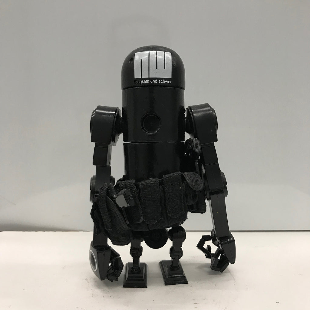 WWRp Nightwatch Bertie Mk2 1/12 from Mr Munk 3A collection MUNK-013 3A Vinyl Art Toy Tenacious Toys®