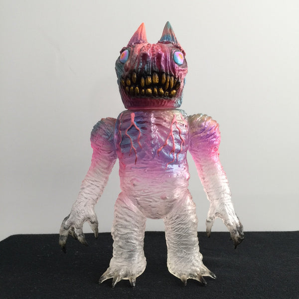 Five Points Penetrator X 8-inch sofubi by Rampage Toys x American Gross Rampage Toys Sofubi Tenacious Toys®