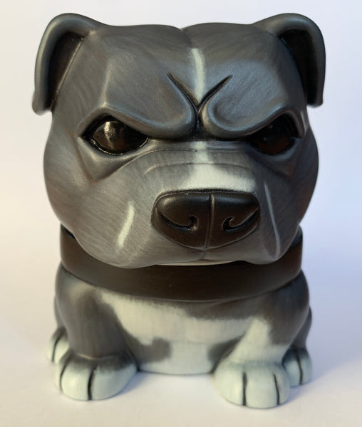 Bluenose Danger Dog 5-inch Custom by SokoCat Tenacious Toys Vinyl Art Toy Tenacious Toys®
