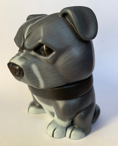 Bluenose Pitbull Danger Dog 5-inch Custom by SokoCat Tenacious Toys Vinyl Art Toy Tenacious Toys®