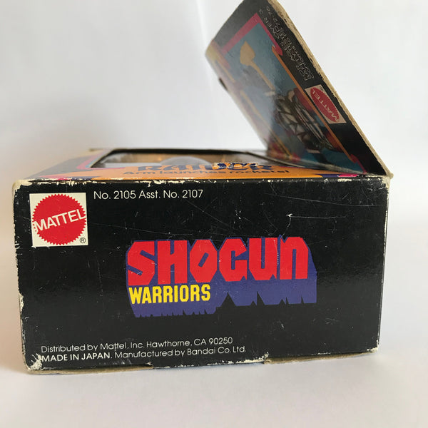 Shogun Warriors Raider Die-Cast Metal Mattel 1977 from Mr Munk 3A collection MUNK-019