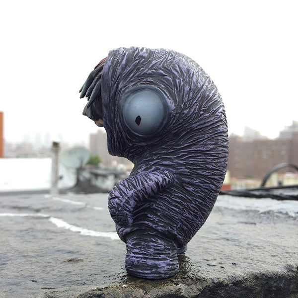 Nerviswrek The Inner Child Purple 4-inch vinyl figure