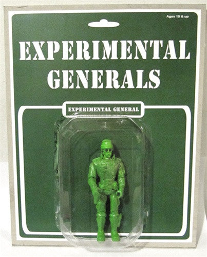 Kid Ink Industries Experimental General action figure - Tenacious Toys®