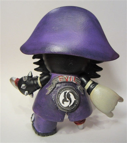 Black Metal Beard custom Toy2R Captain Sturnbrau by Scott Kinnebrew - Tenacious Toys® - 2