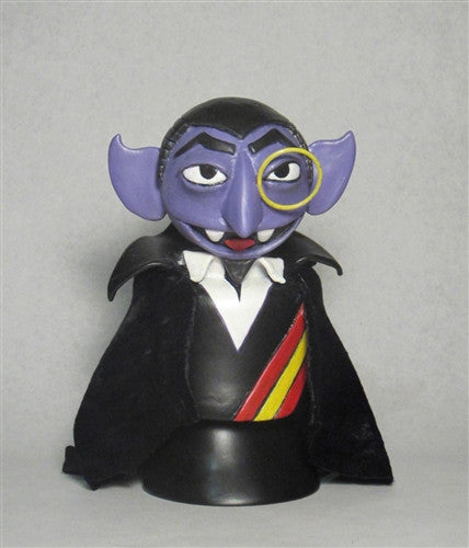 The Count von Count 8-inch custom by Scott Kinnebrew - Tenacious Toys® - 1