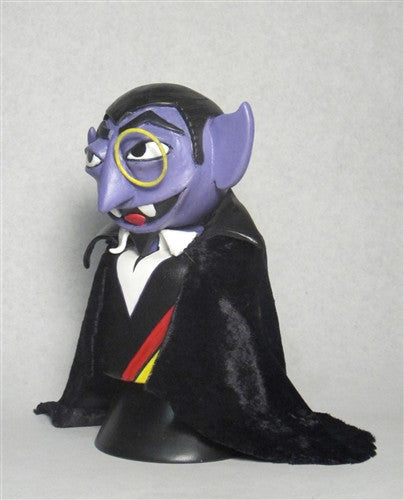 The Count von Count 8-inch custom by Scott Kinnebrew - Tenacious Toys® - 2