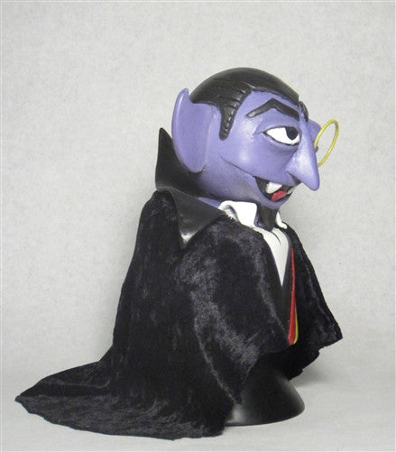 The Count von Count 8-inch custom by Scott Kinnebrew - Tenacious Toys® - 4