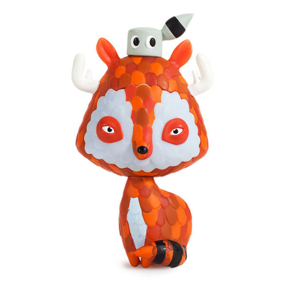 Kidrobot Horrible Adorables Spruce Spricket 4in vinyl figure - Tenacious Toys® - 1