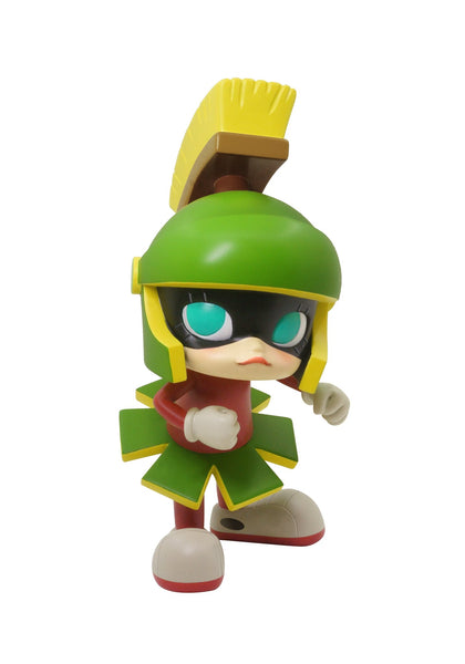 "WB Get Animated Kenny Wong Molly Marvin 7.5"" vinyl figure by ToyQube"