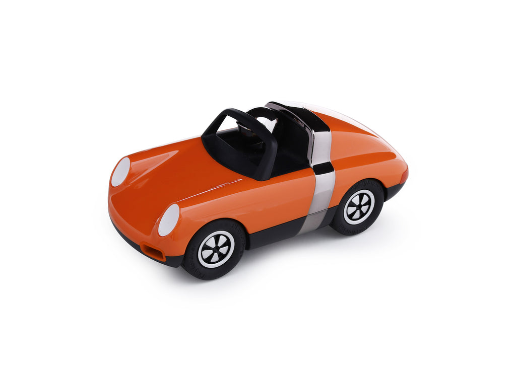 Playforever LUFT BIBA Orange collectible toy car Playforever Children Tenacious Toys®