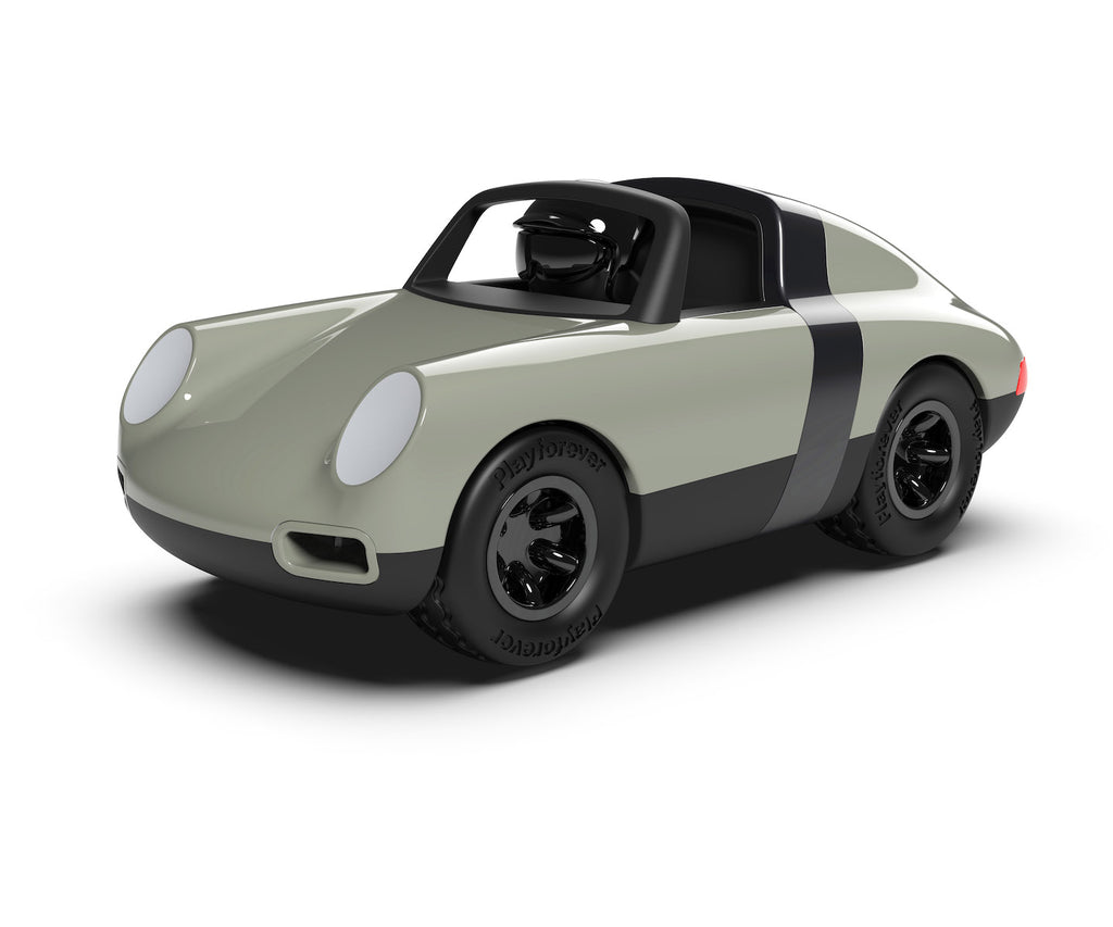 Playforever LUFT Slate Grey collectible toy car Playforever Children Tenacious Toys®
