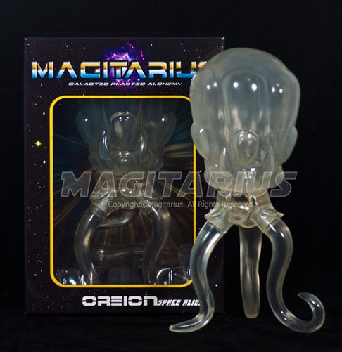 Oreion Clear 12-inch figure by Magitarius - Tenacious Toys® - 1