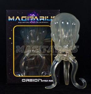 Oreion Clear 12-inch figure by Magitarius - Tenacious Toys® - 2
