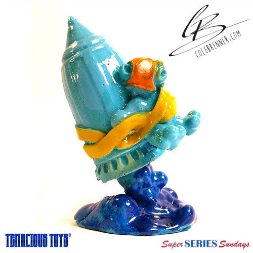 My Bomb to Bear 3.5-in resin blind box figure by Cole Brenner - Tenacious Toys® - 1