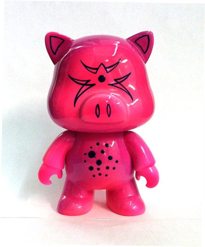 Matt Walker Monster Kolor custom Pigee Mini Qee - Tenacious Toys®