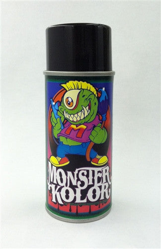 Monster Kolor 6oz aerosol spray can vendor-unknown Tenacious Toys®