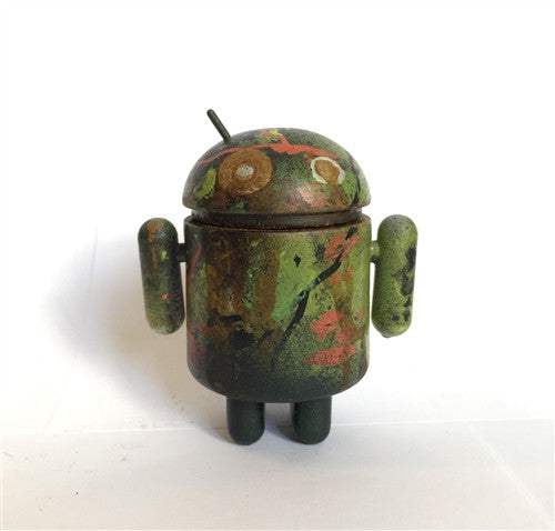Mr Munk Custom 3-inch Android B vendor-unknown Tenacious Toys®