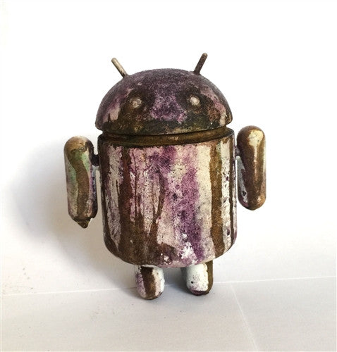 Mr Munk Custom 3-inch Android D vendor-unknown Tenacious Toys®