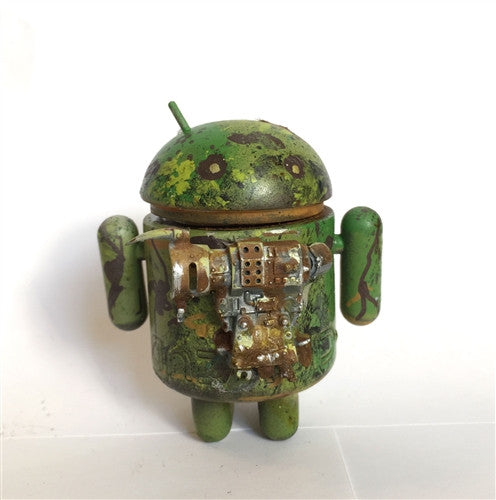 Mr Munk Custom 3-inch Android E vendor-unknown Custom Tenacious Toys®