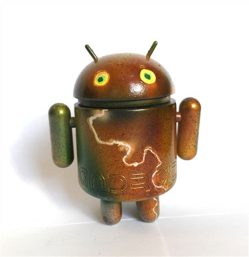 Mr Munk Custom 3-inch Android F vendor-unknown Custom Tenacious Toys®