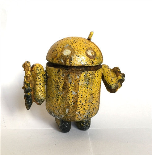 Mr Munk Custom 3-inch Android G vendor-unknown Tenacious Toys®