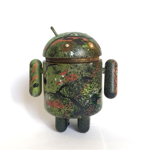 Mr Munk Custom 3-inch Android H vendor-unknown Custom Tenacious Toys®