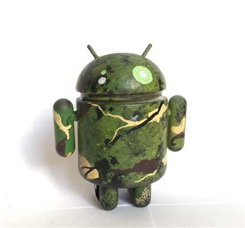 Mr Munk Custom 3-inch Android I vendor-unknown Custom Tenacious Toys®