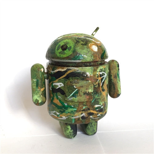 Mr Munk Custom 3-inch Android J vendor-unknown Custom Tenacious Toys®