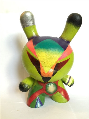 Mr Munk Custom 8-inch Kidrobot Dunny vendor-unknown Custom Tenacious Toys®