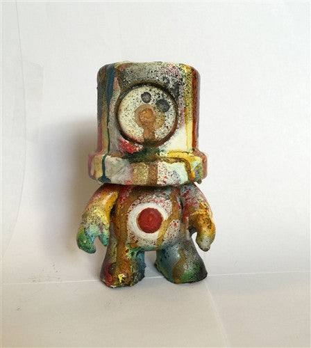Mr Munk Custom 5-inch SprayeeQ Mini Qee vendor-unknown Tenacious Toys®