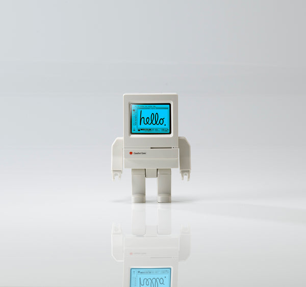 Classicbot Hello Version 10cm Figure PREORDER