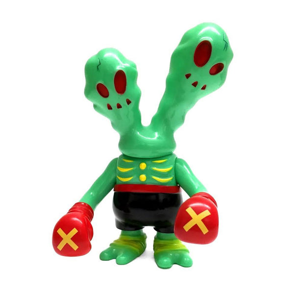 Mean Green Ghostfighter Secret Base x Super7 5.5-inch Vinyl Figure - Tenacious Toys®